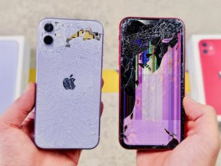 Iphone 11 Разбил? Не страшно, приноси к нам!