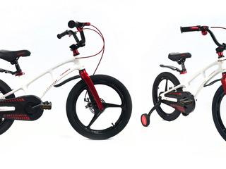 Biciclete pentru fetițe și baieți - de la 4 la 12 ani