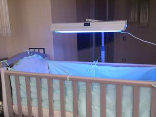 Лампа для фототерапии (Лечение желтухи у новорожденных) .Аренда