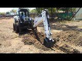 servicii Bobcat S 185 +Excavator +Basculanta