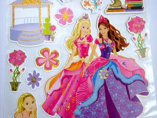 Наклейки для декора детской комнаты. Большие, красивые 8л и 15 л