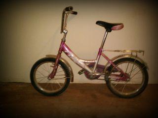Bicicleta pina la 8 ani