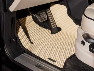 Резиновые авто коврики Нового Поколения Eva Drive в салон и багажник! Изготовление. Decebal 80