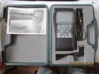 Vând osciloscop digital portativ Velleman la preţ de 5000 lei. A fost cumpărat la preț cu 350 dolari