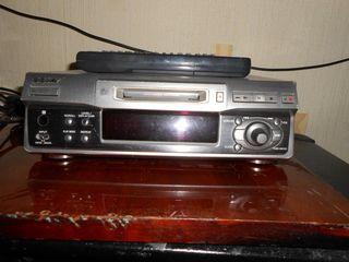 Minidisk - soni mds - s40. rekorder s pulitom.