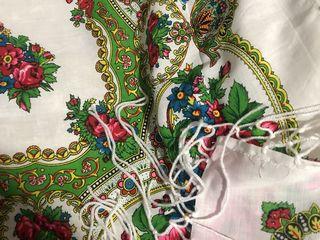 Новый большой павлопосадский платок