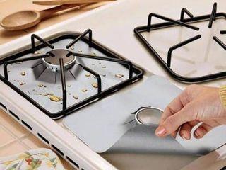 Тефлоновая защита для плиты!