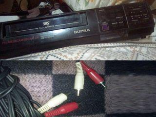 видео- магнитофон, пр-во Япония в рабочем состоянии - 120л.