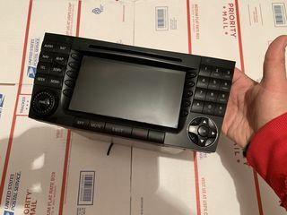 Mercedes W211 навигация радио GPS  (оригинал)