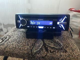 Sony CDX-G3100UV Xplod stare idiala original se schimba mai multe culori 55wx4, USB,AUX,disc, MP3,