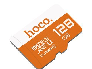 Hoco Micro SD Card 8Gb - 99 lei, 16Gb - 139 lei, 32Gb - 179 lei, 64GB - 279 lei, 128GB - 449 lei