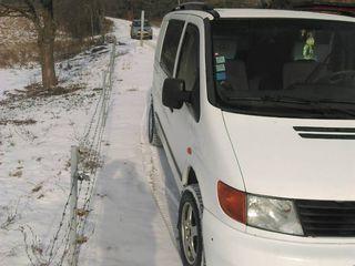 Mercedes vito TDI