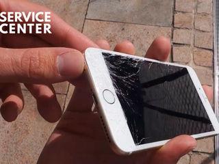 Iphone 6/6+  Ecranul de a crapat – vino la noi imediat!