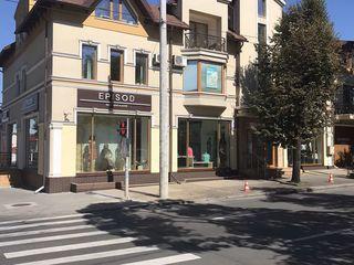 Oficiu în centru orașului 126 m.p.