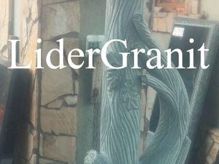 SRL LiderGranit propune monument gata din granit doar 5000 lei.