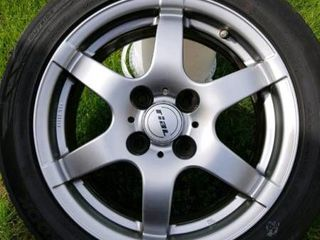 Rial R16 4 На 100 Renault Dacia Opel Vw