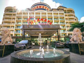 """Раннее бронирование,Солнечный берег - отель """" Planeta Hotel & Aquapark 4 **** """""""