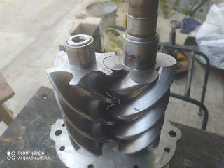 Repararea compresoarelor vintovie