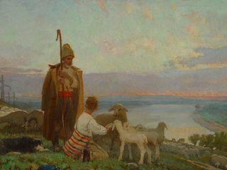 Куплю  картины советского периода,  художники из Молдовы
