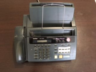 Fax-telefon Brother-930, Made in Japan, б/у-350 lei