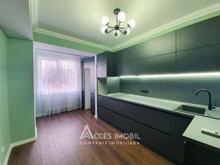 Basconslux! str. N. M. Spătaru, 1 cameră + living. Euroreparație!