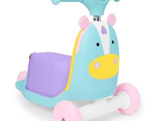 Scooter pentru copii 3 în 1 SKIP HOP - tovarășul preferat al bebelușului!