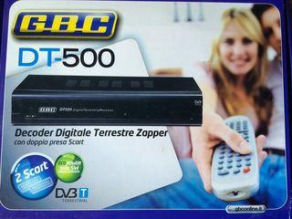 Tuner DVB-T DT500 - GBC