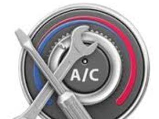 Alimentare,Reparare conditioner auto cu freon , автокондиционеры заправка ремонт ot 250 lei !!!