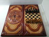 нарды шахматы резные*Плетёнка*эксклюзив