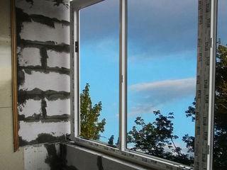 Расширение балконов, лоджий, кладка из газоблоков Хрущевка! Renovarea și extinderea balcoanelor
