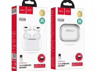 Наушники Airpods Pro ES38 Hoco Bluetooth Hoco ES38 TWS Original