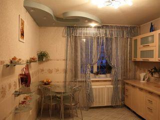 В квартире сделан хороший ремонт.