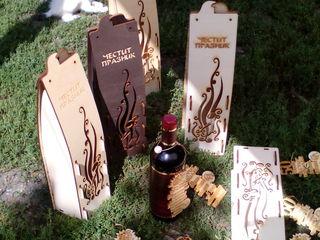 Подставка  для  бутылки с  вином