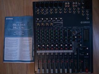 Yamaha   mixer  nou