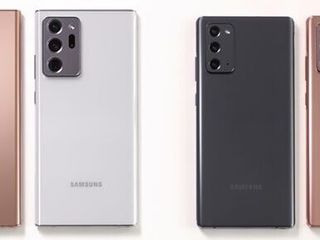 Samsung Galaxy Note 20 и Note 20 Ultra - скидки!