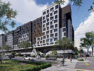 Alpha residence! str. onisifor ghibu, 3 camere. variantă albă!