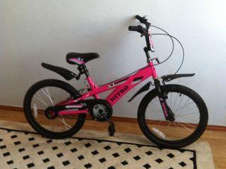 BMX roz roti la 20 , recent adusa din Anglia  este in stare noua ,,