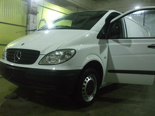Mercedes Vito2008 Long 111cdi