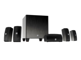 JBL Cinema610/230  Speakers 5.1/ 400 W/ черный