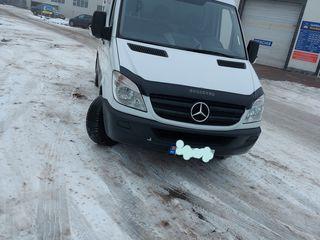 Mercedes Mercedes-Sprinter