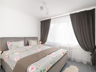 Уютная квартира в центре с двумя спальнями, посуточно и понедельно.
