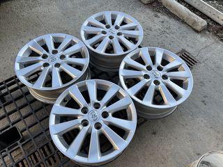 Discuri-диски originale Toyota R16  auris , corolla,avensis -5 x 114,3