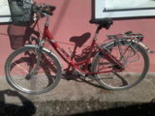 Bicikleta  germana  buna mare