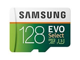 Micro SD Samsung 128Gb, 64Gb, Video 4K
