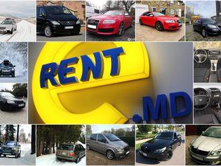 Chirie auto - rent a car - аренда авто Erent