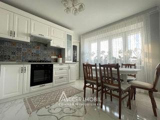 Apartament în 2 niveluri! str. P. Zadnipru, 7 camere + living. Euroreparație! Autonomă!