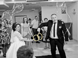 Шоу мыльных пузырей на свадьбу, кумэтрию/крестины, на детский день рождения! Аниматоры