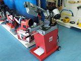 Станок ленточнопильный по металлуBS128HDR_400V по супер низкой цене 14000 лей