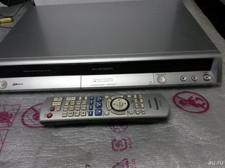 DVD Recorder Panasonic DMS-ES15 - 25Euro, Видеоплеер Blu-ray Samsung BD-5100 - 250lei, без пульта