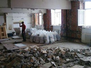 Демонтажные работы. Демонтаж бетона, зданий,   стен.